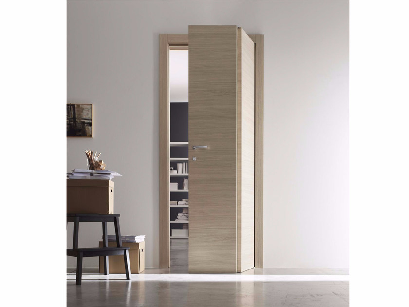 Folding laminate door MOON LAMINATED by Door 2000