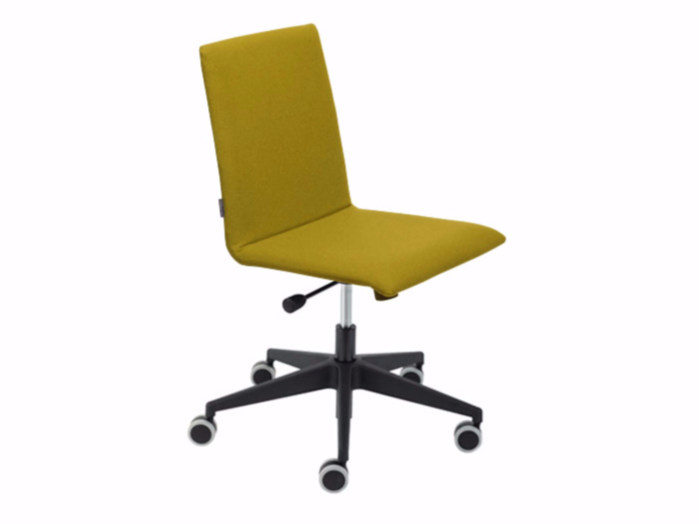 Swivel Fabric Task Chair MOON | Task Chair By NARBUTAS