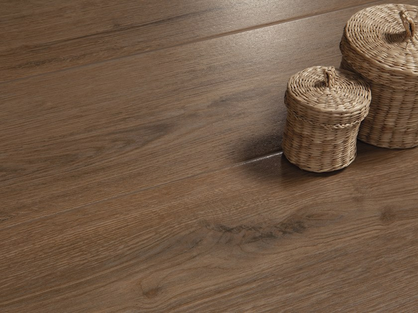 Porcelain stoneware flooring with wood effect MORITZ by PERONDA