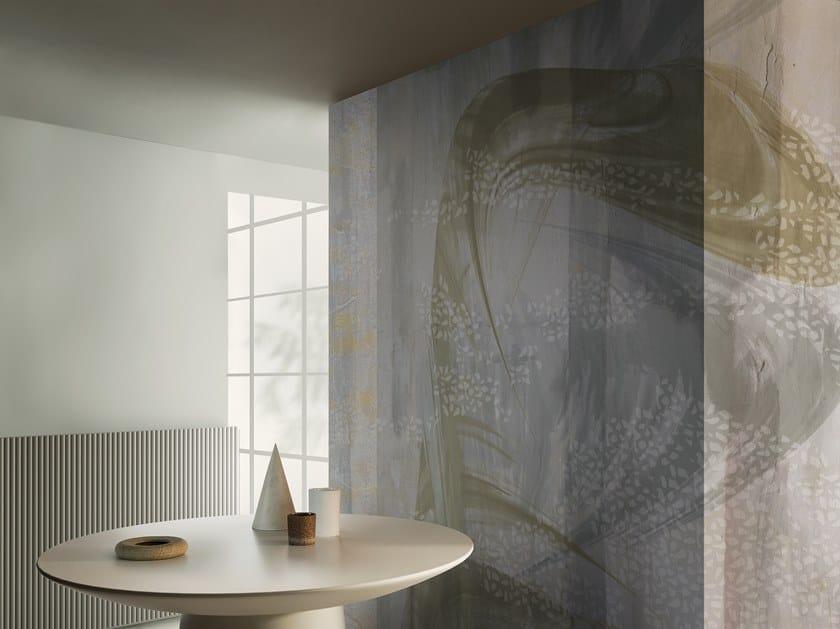 Motif wallpaper MORPHOSIS by Wall&decò
