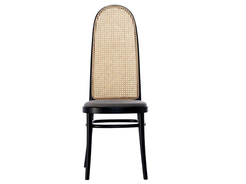 Sedie Schienale Alto Design : Morris sedia con schienale alto by wiener gtv design design