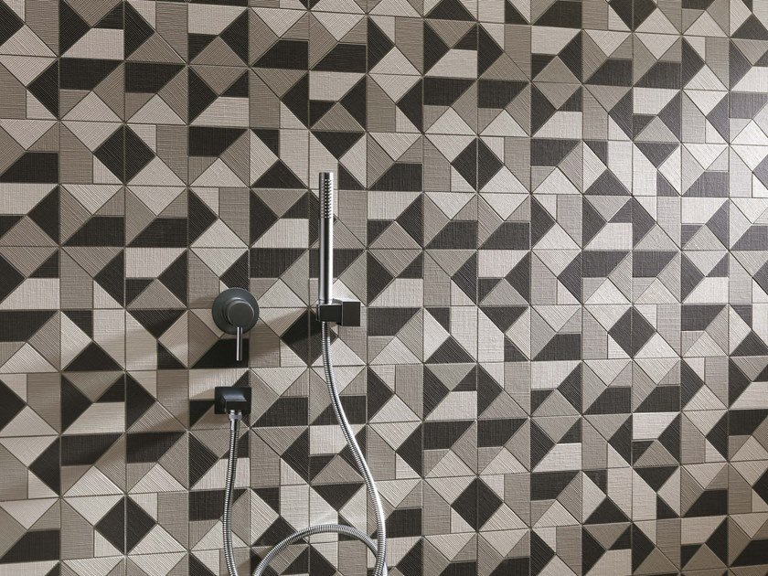 White-paste mosaic MILANO & WALL | Mosaic by FAP ceramiche