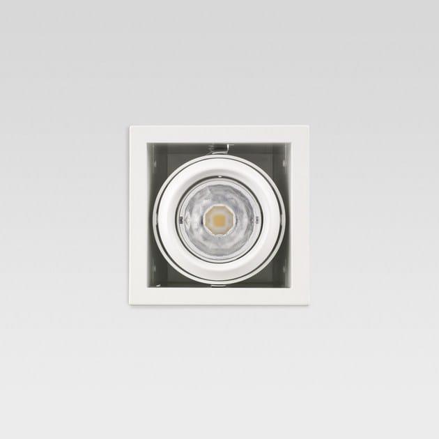 Orientabile Faretto Incasso Mosaico Da Reggiani 3A45jLRq