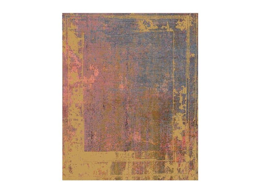 Tappeto fatto a mano MOSCHIANO (MO 155) by IIND STUDIO