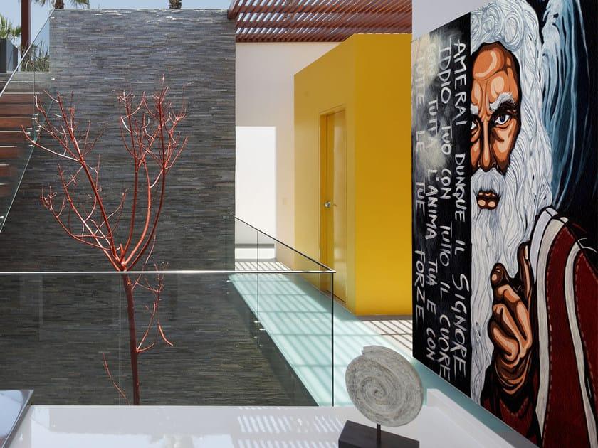 Pop art wallpaper MOSÈ by Mat&Mat