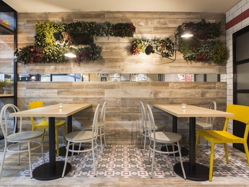 Stabilized vertical gardens/ indoor plants MOSS&PLANTS COTTAGE by GREENAREA
