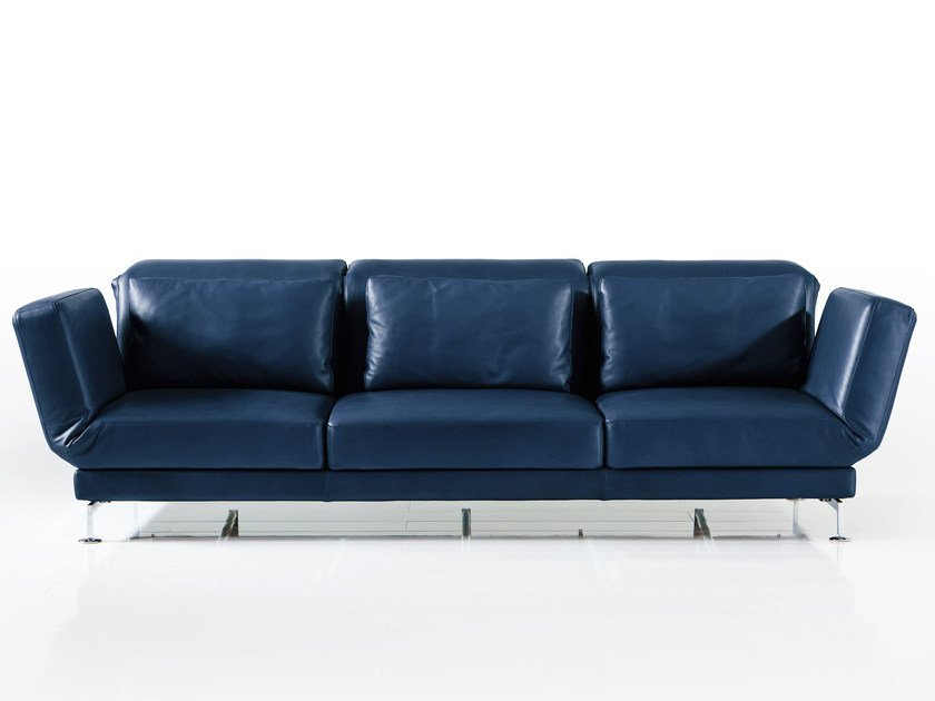 MOULE | 3 seater sofa Moule Collection By brühl design Roland ...