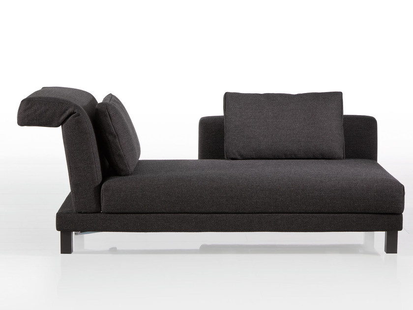 Fabric day bed MOULE | Fabric day bed by brühl