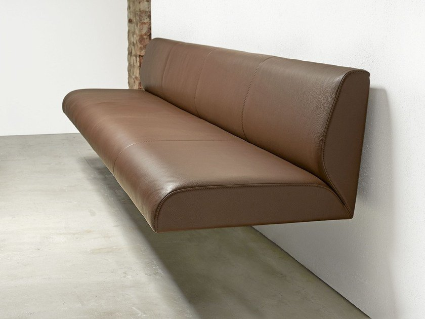 MOUNT | Wall-Mounted bench seating Mount Collection By more design ...