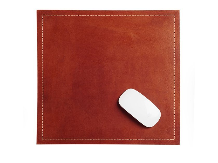 Leather mouse pad 374 by FROHSINN