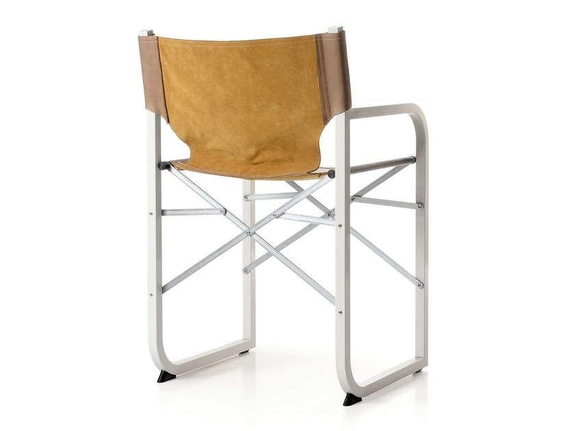 Folding chair with armrests MOVIE by Quinti Sedute