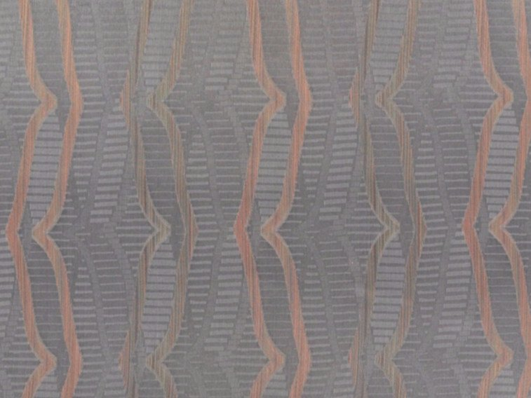 Polyester fabric with graphic pattern MOVILL by FR-One