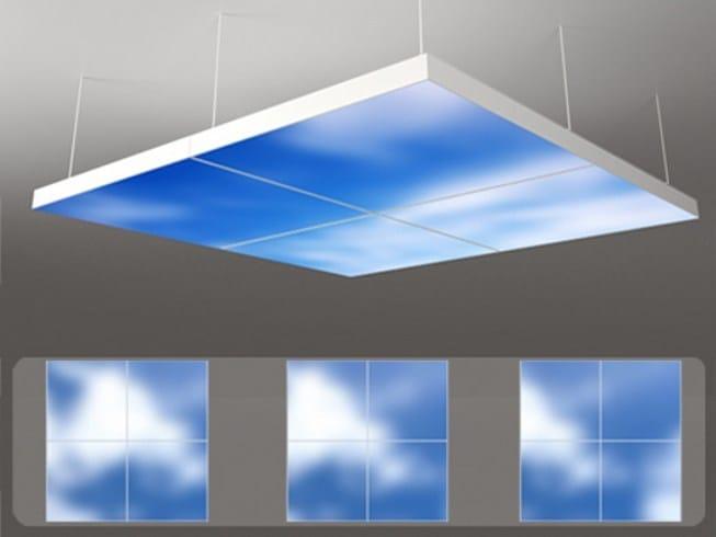LED direct light aluminium pendant lamp NMA 6060 | Pendant lamp by Neonny
