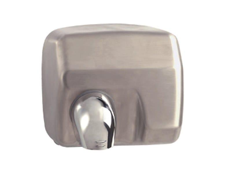 Asciugamani elettrico automatico in acciaio inox MP404N | Asciugamani elettrico by Saniline