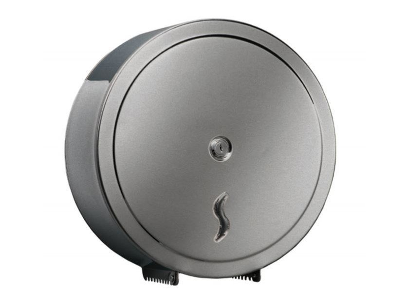 Stainless steel Toilet roll holder MP875 | Toilet roll holder by Saniline