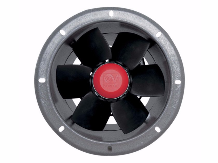 Medium pressure axial duct fan MPC-E 254 T by Vortice