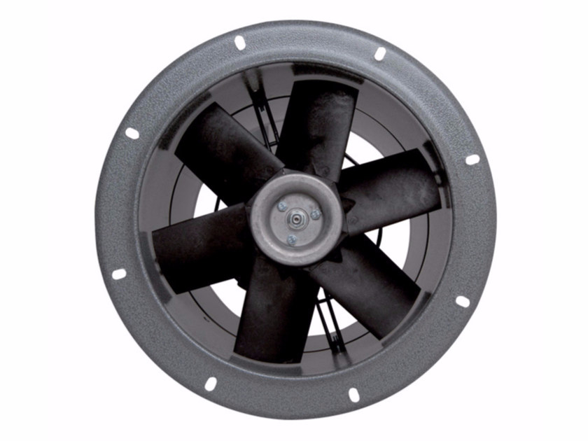 Medium pressure axial duct fan MPC-E 404 T by Vortice