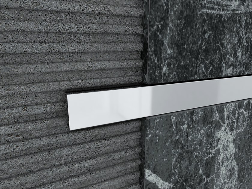 Stainless Steel Border MPS BORDER by Mox Profile Systems