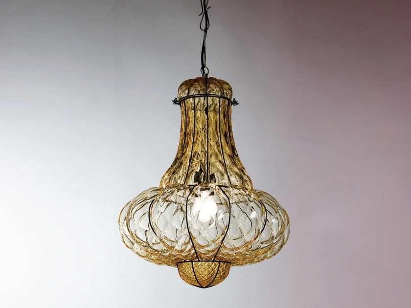 Murano glass pendant lamp doge ms 118 by siru aloadofball Image collections