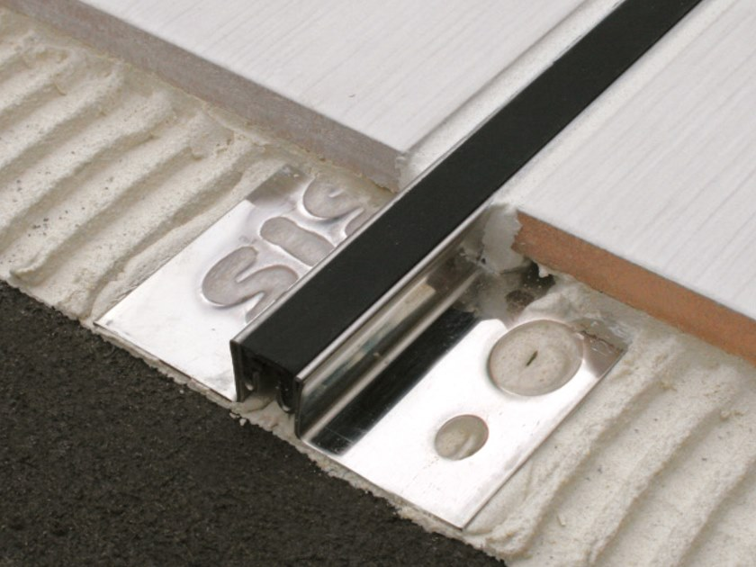 Stainless steel Flooring joint MSS by Genesis