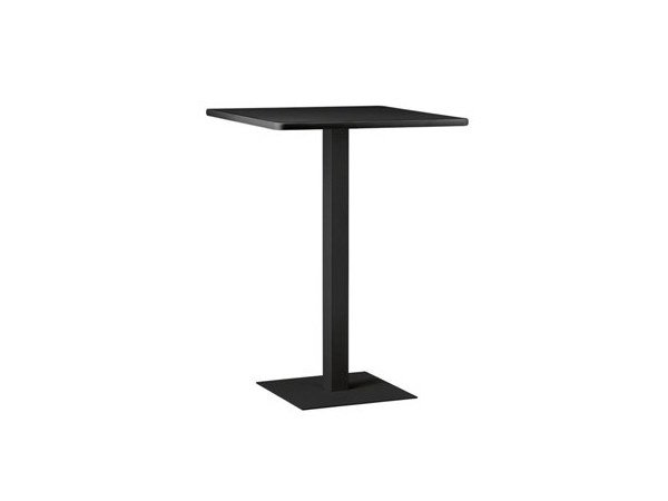 Square steel high table MT 484A by Metalmobil