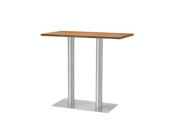 Rectangular high table MT 491A T by Metalmobil