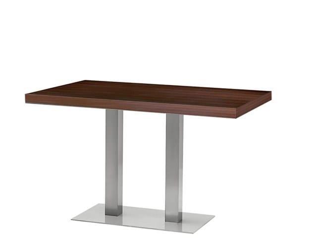 Rectangular table MT 491Q by Metalmobil