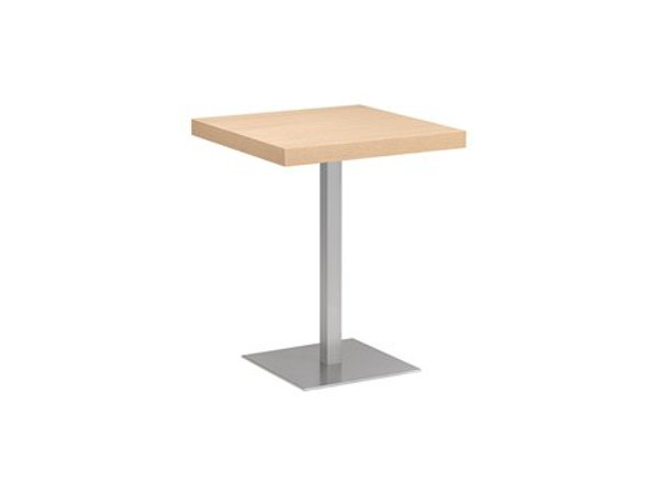 Square table MT 498Q by Metalmobil