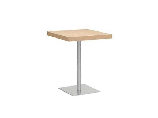Square table MT 498T by Metalmobil