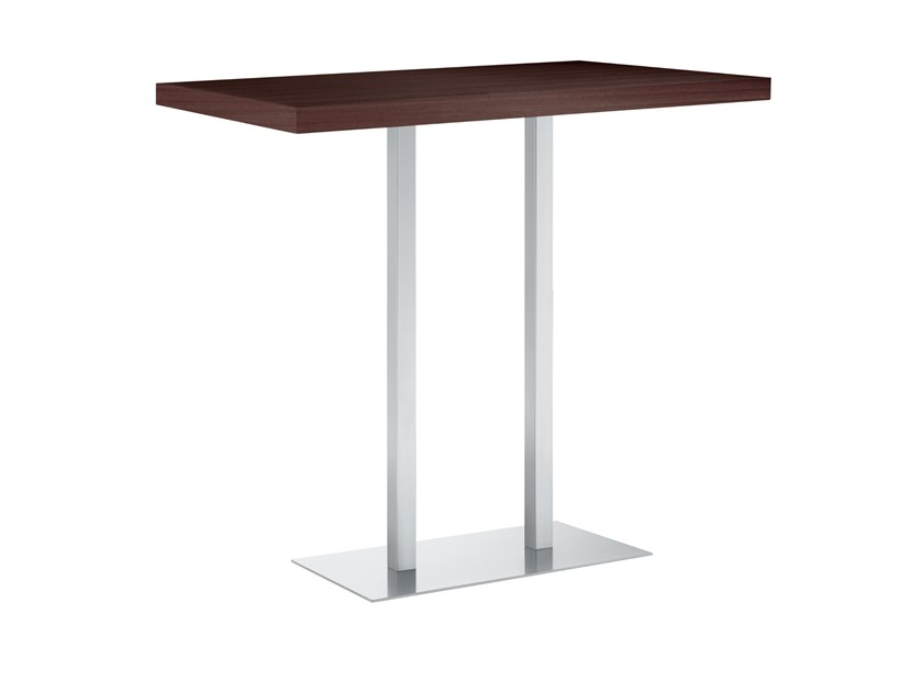 Rectangular high table MT 499A Q by Metalmobil