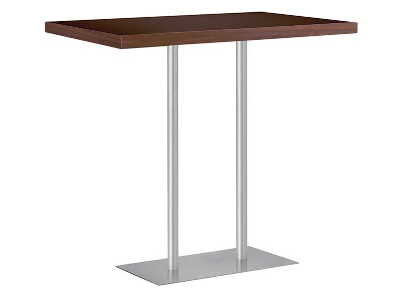 Rectangular high table MT 499A T by Metalmobil