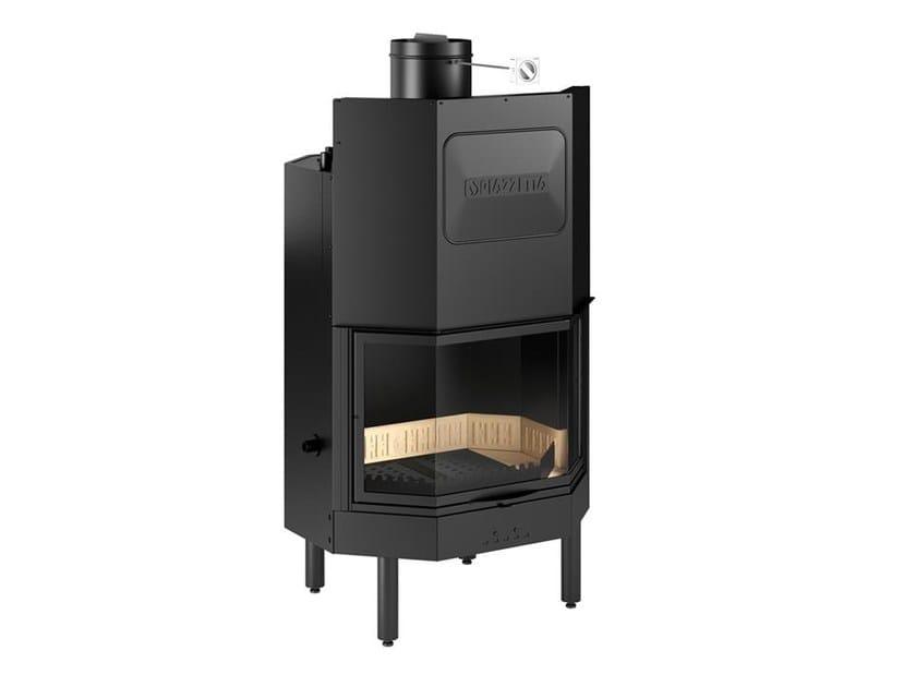 Monoblock Boiler fireplace MT 370 by Piazzetta