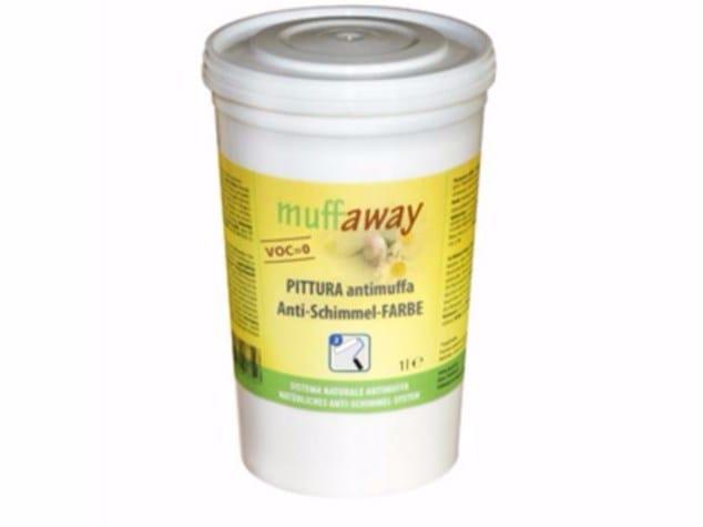 Pittura antimuffa muffaway® PITTURA ANTIMUFFA by Naturalia BAU