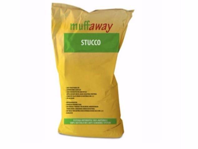 Stucco rasante di finitura muffaway® STUCCO by Naturalia BAU