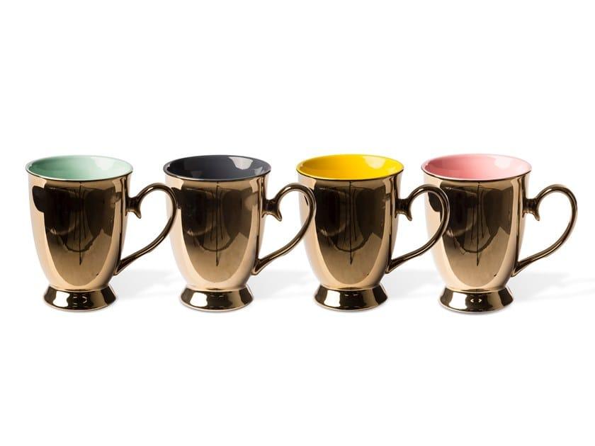 Mug in porcellana LEGACY | Mug by Pols Potten