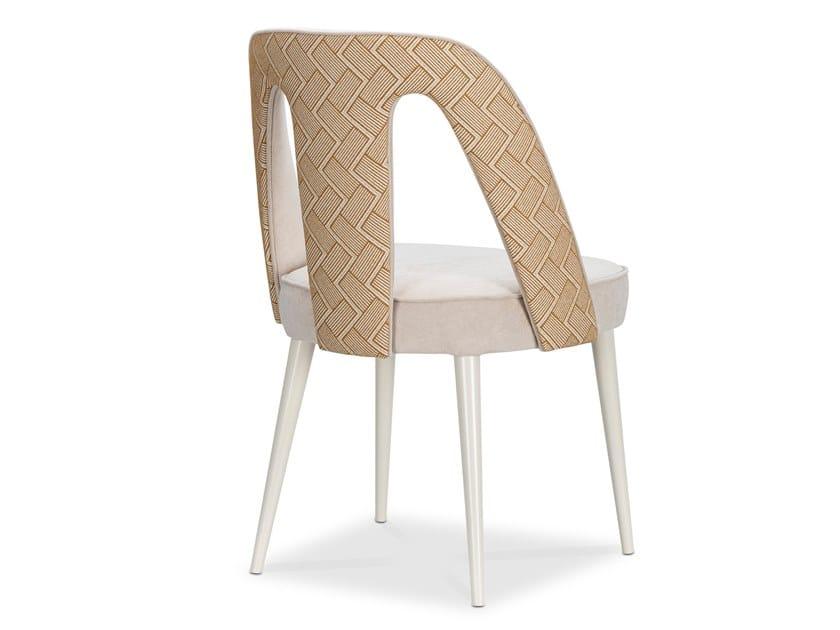 Cadeira estofada de restaurante MULLIGAN | Cadeira de restaurante by Duquesa & Malvada