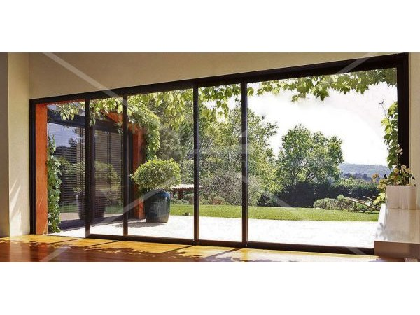 Adhesive solar control window film MULTI-200x by Luminis Films