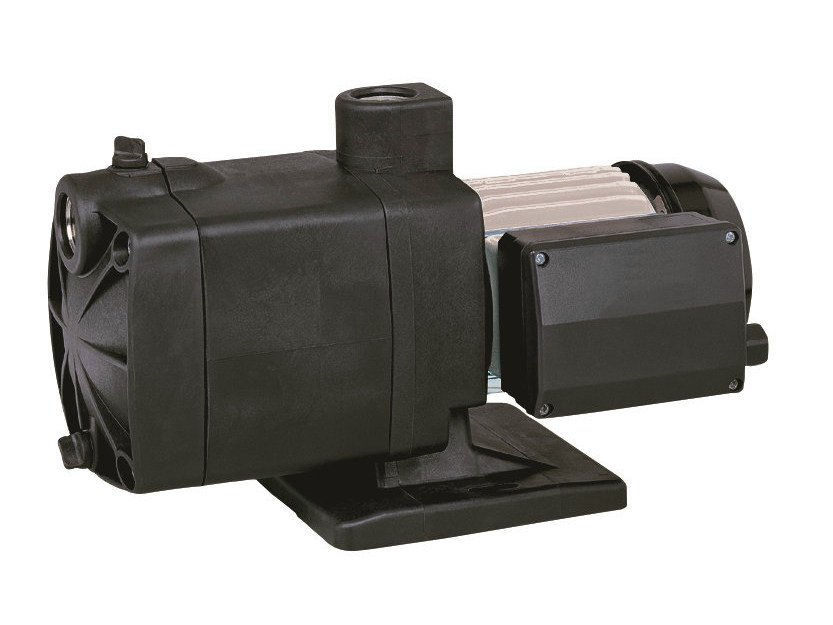 Self-priming horizontal multistage pump MULTI 4 SW by Dab Pumps