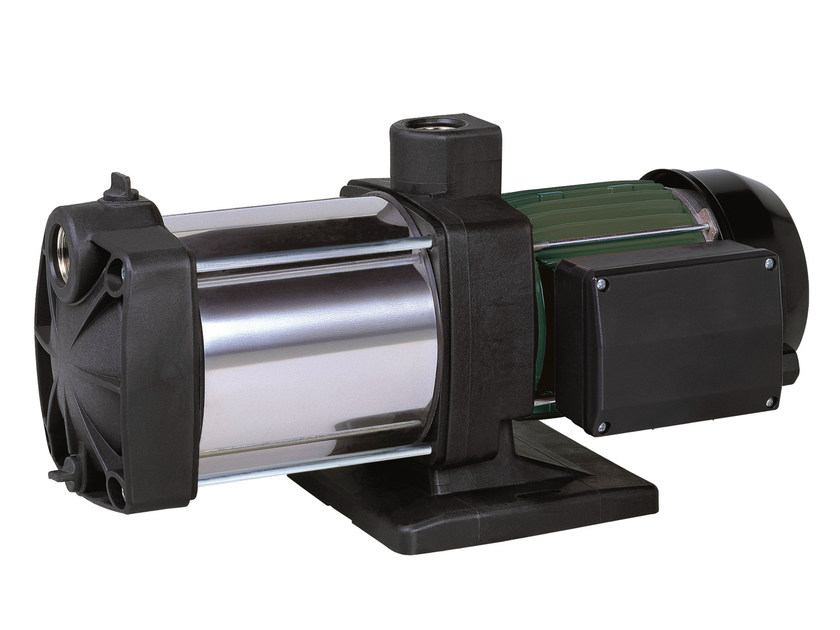 Self-priming horizontal multistage pump MULTI INOX by Dab Pumps