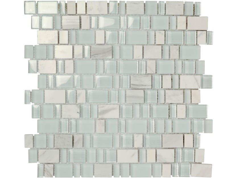 Slate mosaic MULTIGLASS by BOXER