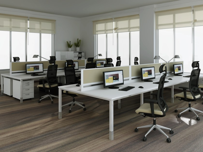 Multiple office workstation G4 | Multiple office workstation by BALMA