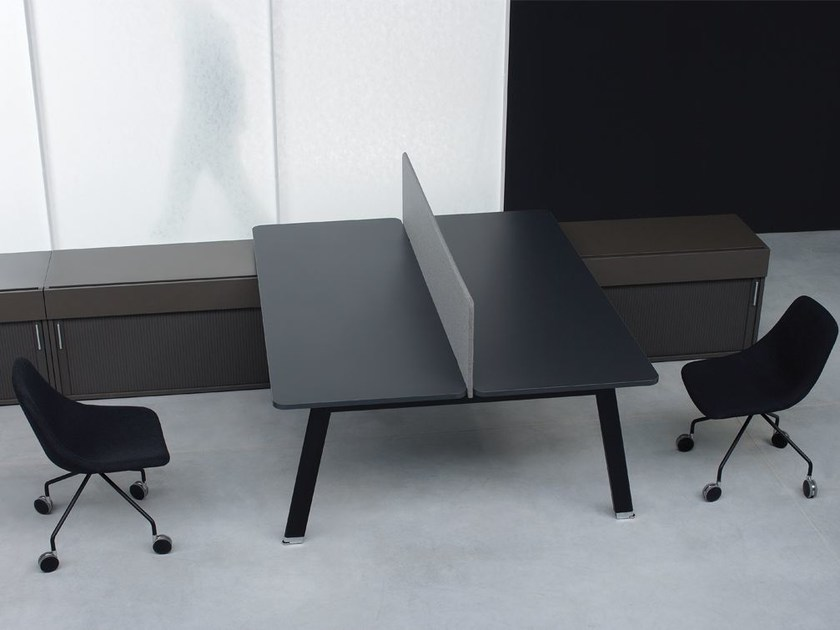 Multiple office workstation SIMPLIC | Multiple office workstation by BALMA