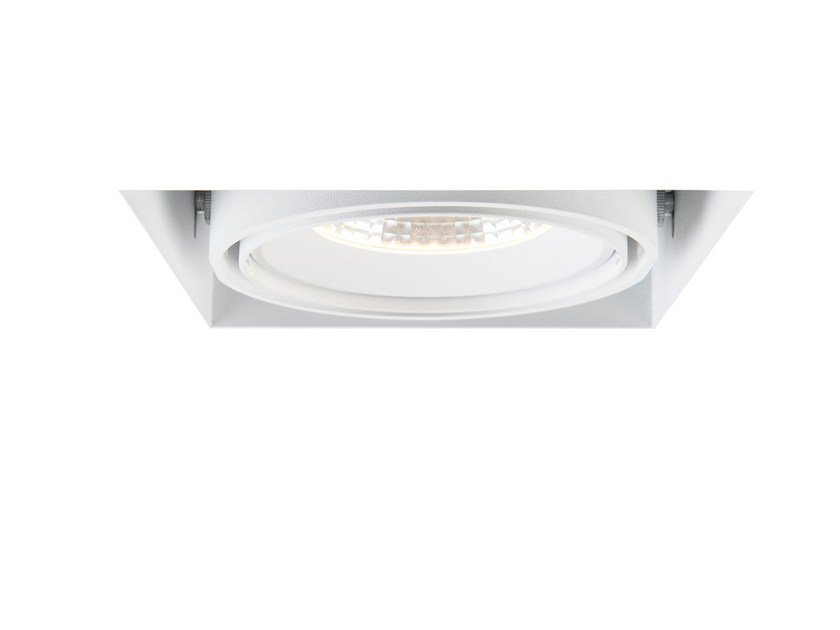 Ceiling recessed spotlight MULTIPLE TRIMLESS 1 by Modular Lighting Instruments