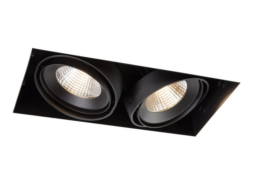 Ceiling recessed spotlight MULTIPLE TRIMLESS 2 by Modular Lighting Instruments