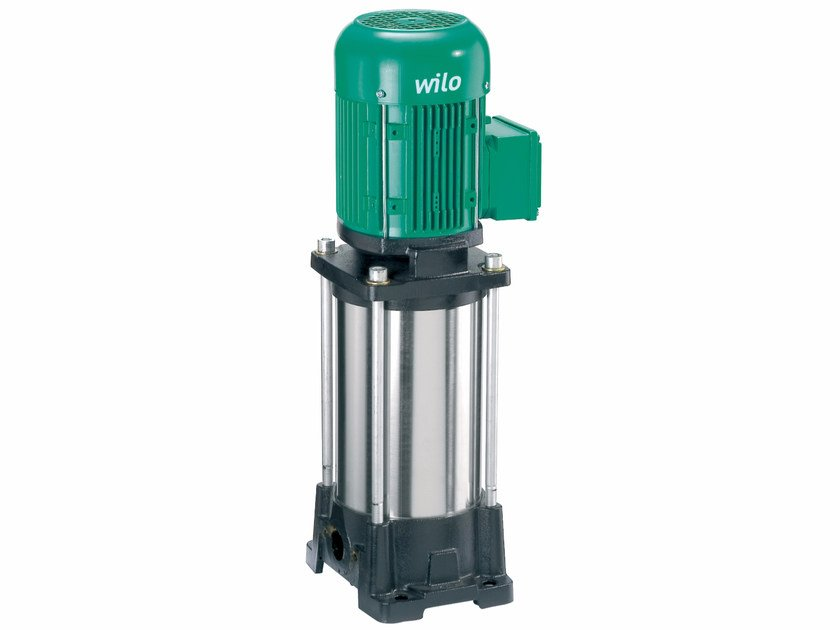 Pump and circulator for water system MULTIVERT MVIL by WILO Italia