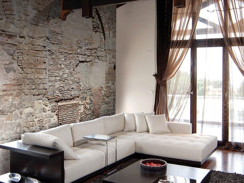 Brick effect vinyl wallpaper MURA Garage Collection By Adriani e ...