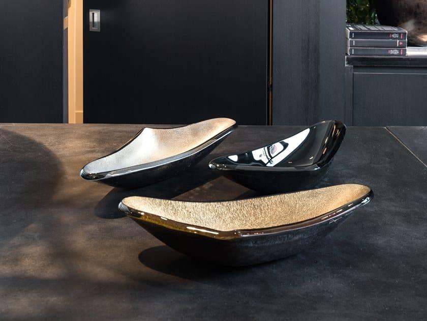 Glass centerpiece MURANO by Gardeco