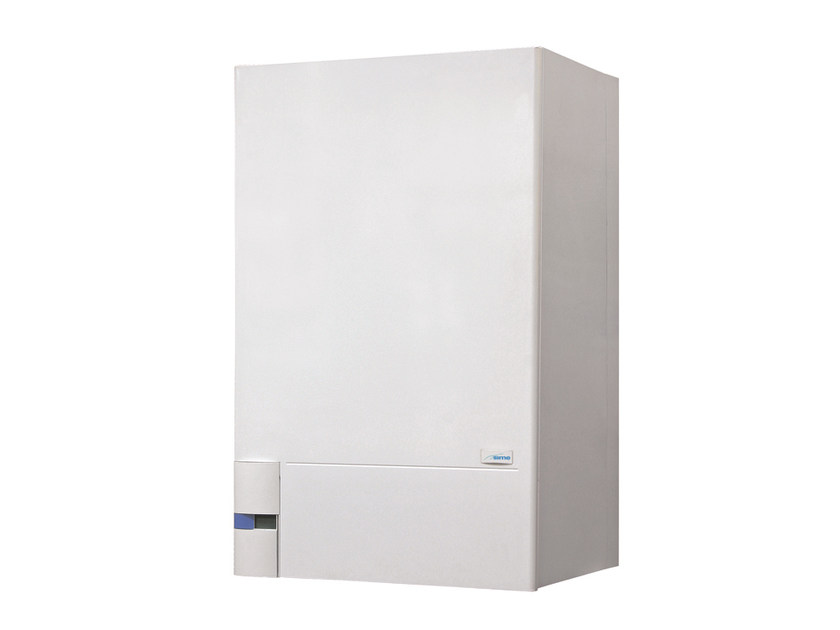 Wall-mounted boiler with storage tank MURELLE 25/55 OF ERP by Sime