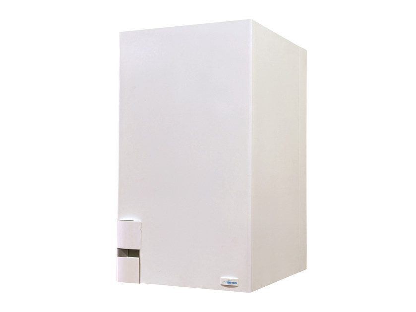 Wall-mounted condensation boiler MURELLE HE 25-30/55 ERP By Sime