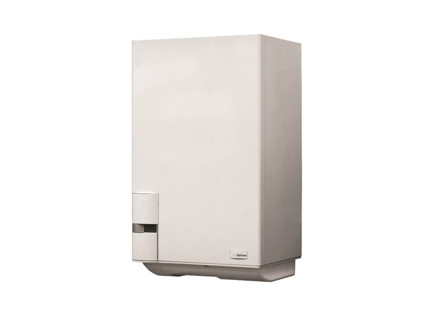 Class A wall-mounted condensation boiler MURELLE HE ERP by Sime
